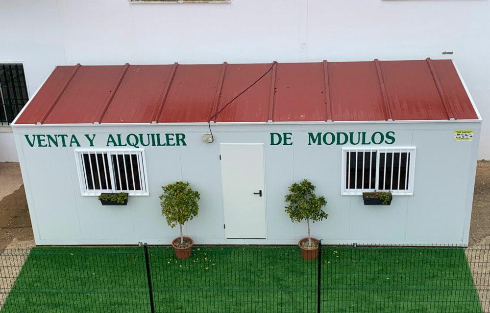 Alquiler y venta de modulos El Picote Cartaya Huelva